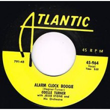 """LAURIE TATE """"ROCK ME DADDY"""" ODELLE TURNER """"ALARM CLOCK BOOGIE"""" 7"""""""