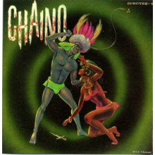 "CHAINO ""Eye Of The Spectre"" LP"