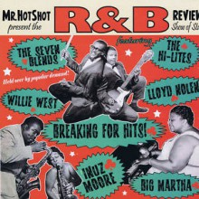 MR HOT SHOT PRESENT THE R&B REVIEW Volume 4 10""