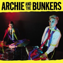 """ARCHIE AND THE BUNKERS """"S/T"""" LP"""