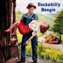ROCKABILLY BOOGIE CD (Buffalo Bop)