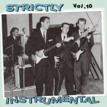 STRICTLY INSTRUMENTAL VOL. 10 CD