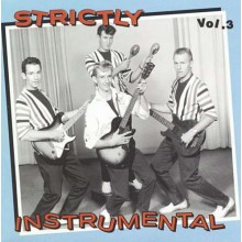 STRICTLY INSTRUMENTAL VOL 3 CD