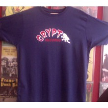 CRYPT T-Shirt - Men - Light navy blue