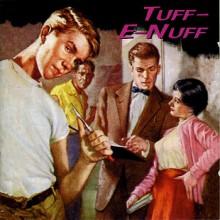 TUFF-E-NUFF cd (Buffalo Bop)