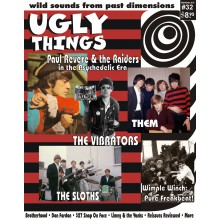 UGLY THINGS Isue #32 Mag