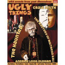 UGLY THINGS Isue #36 Mag