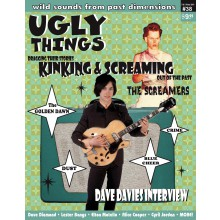 UGLY THINGS Isue #38 Mag
