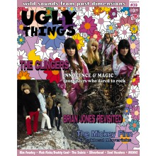 UGLY THINGS Isue #39 Mag