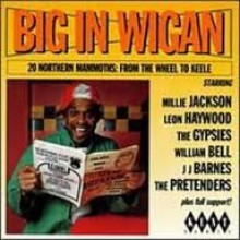 BIG IN WIGAN CD