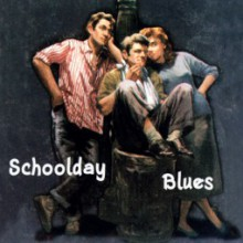 SCHOOLDAY BLUES cd (Buffalo Bop)