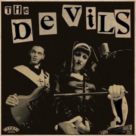"DEVILS ""Sin, You Sinners!"" LP+CD"