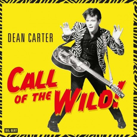 "DEAN CARTER ""CALL OF THE WILD"" LP"