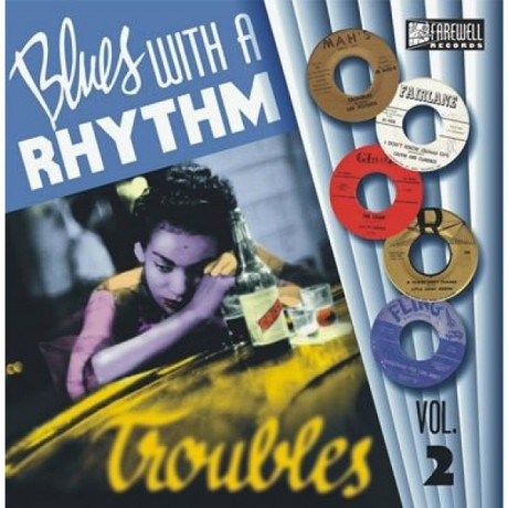 BLUES WITH A RHYTHM Volume 2 10""