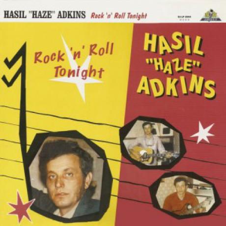 """HASIL ADKINS """"ROCK'N ROLL TONIGHT"""" LP"""