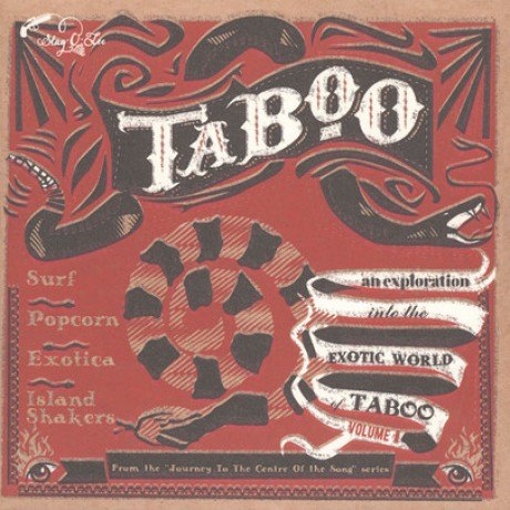 """TABOO: Journey To The Center Of The Song, Volume One 10"""""""