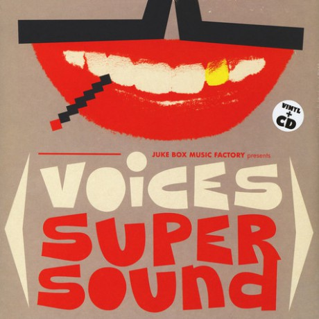 VOICES SUPER SOUND LP+CD