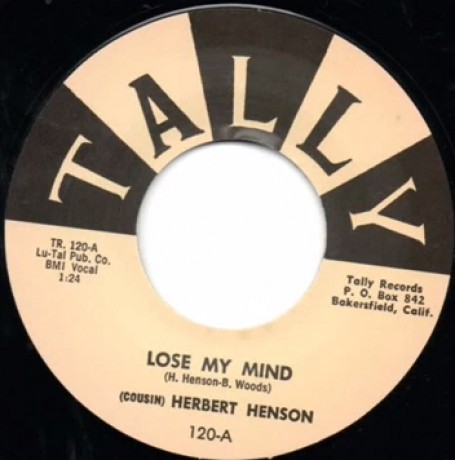 COUSIN HERBERT HENSON - Lose My Mind JOHNNY BOND - 3 Or 4 Nights