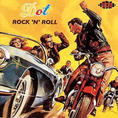 DOT ROCK'N'ROLL CD