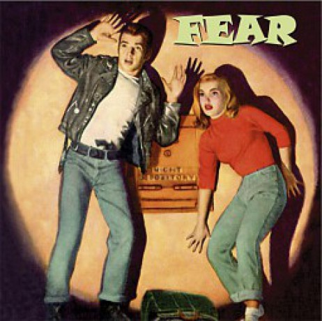 FEAR cd (Buffalo Bop)