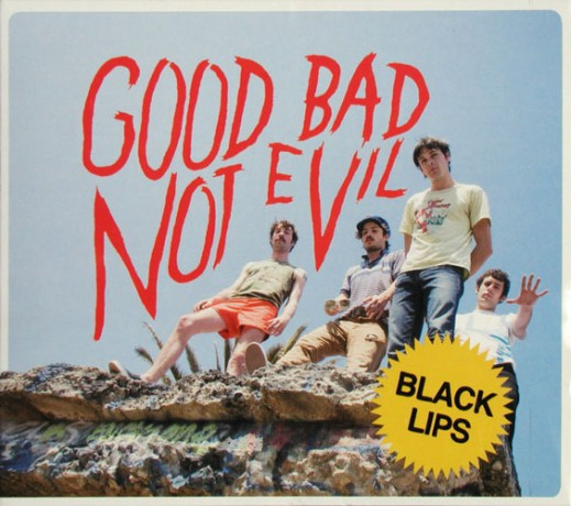"""BLACK LIPS """"GOOD BAD NOT EVIL"""" CD"""