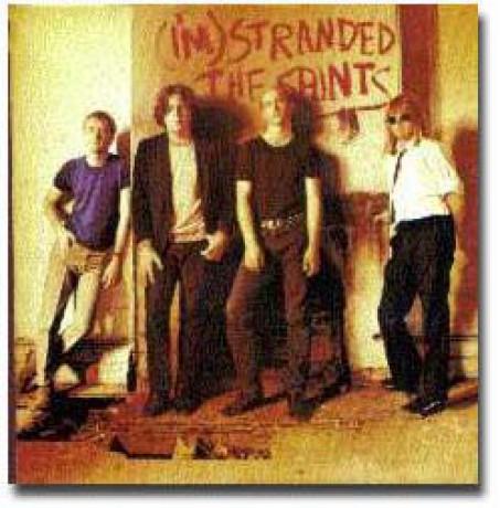 "SAINTS ""(I'M) STRANDED"" cd"