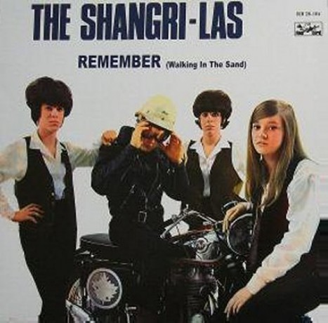 "Shangri-Las ""Volume 2 - Remember (Walking In The Sand)"" LP"