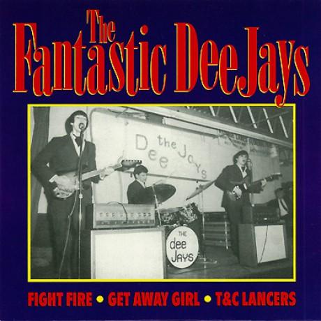 "Fantastic Dee-jays ""Fight Fire/Get Away Girl"" & 1 7"""