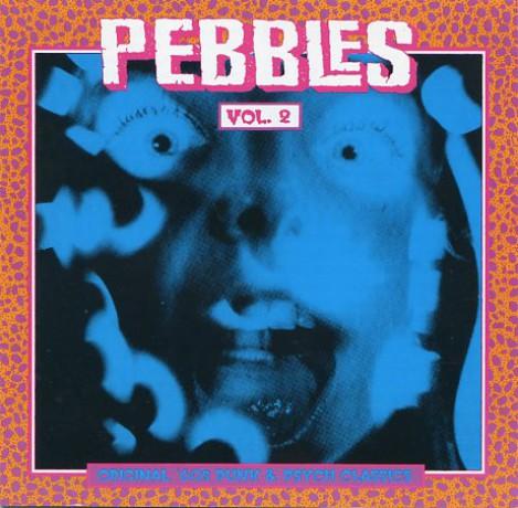 PEBBLES VOLUME Two cd