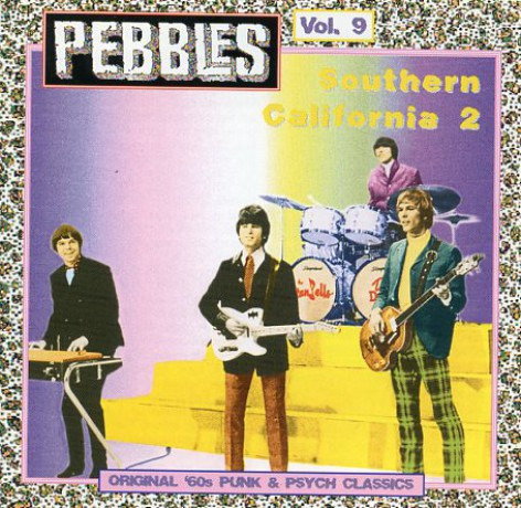 PEBBLES VOLUME Nine cd