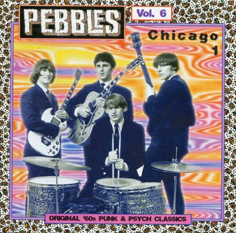PEBBLES VOLUME Six cd