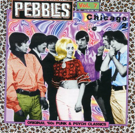 PEBBLES VOLUME Seven cd