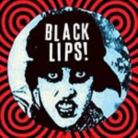 "BLACK LIPS ""S/T"" CD"