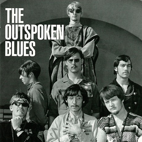"OUTSPOKEN BLUES ""S/T"" CD"