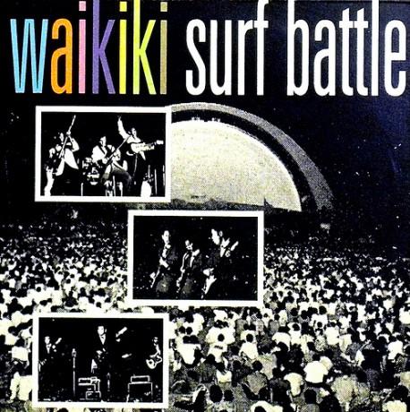 WAIKIKI SURF BATTLE lp
