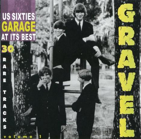 GRAVEL VOLUME 1 cd