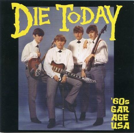 DIE TODAY CD