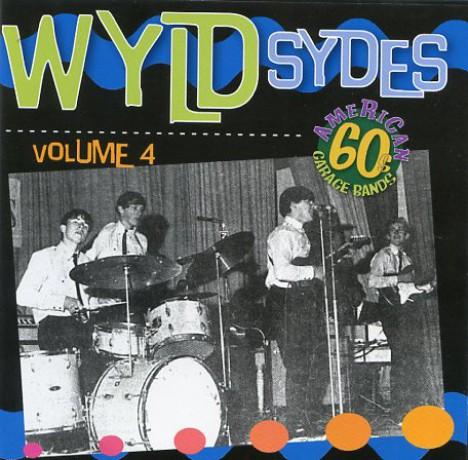 WYLD SYDES Volume 4 CD