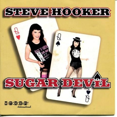 """HOOKER STEVE """"SUGAR DEVIL"""" 7"""""""