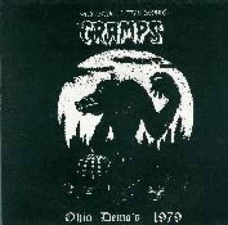 """CRAMPS """"OHIO DEMOS"""" LP"""