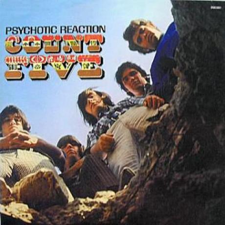 "COUNT FIVE ""PSYCHOTIC REACTION"" LP"