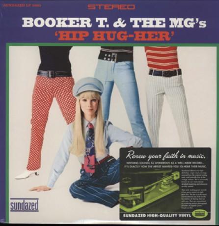 "BOOKER T & MG'S ""HIP HUG HER"" LP"