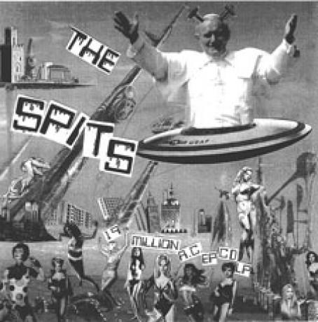 """SPITS """"19 MILLION A.C."""" LP"""