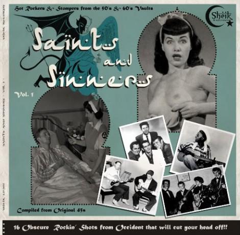 SAINTS AND SINNERS VOL 1 LP