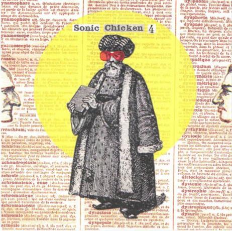 "SONIC CHICKEN 4 ""MIDNIGHT GIRL"" 7"""