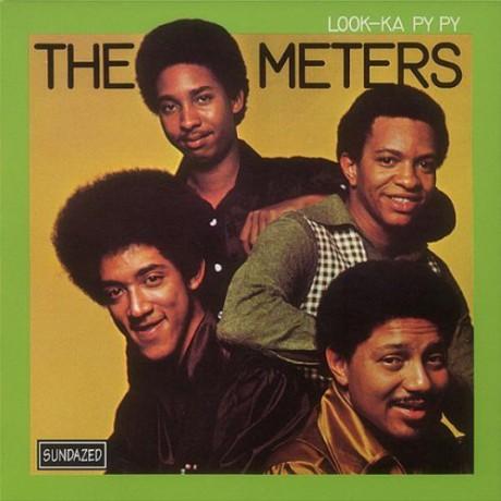 """METERS """"LOOK-A PY PY"""" CD"""