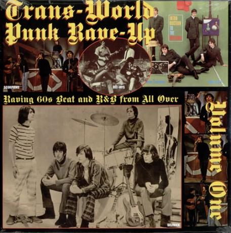 TRANS-WORLD PUNK VOLUME 1 LP
