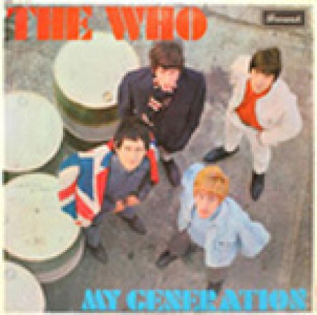 "WHO ""MY GENERATION"" LP"