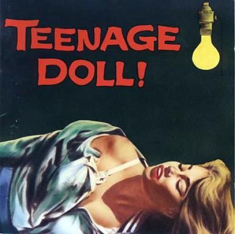 TEENAGE DOLL cd (Buffalo Bop)