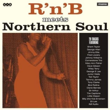 R'N'B MEETS NORTHERN SOUL VOLUME 2 LP